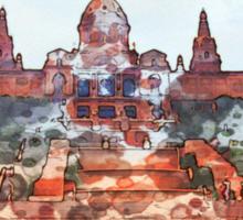 Barcelona's Palau Nacional Sticker