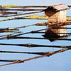 Fisher House - Lake Sebu by Heiko Voss