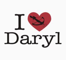 I Love Daryl by bellamorte1