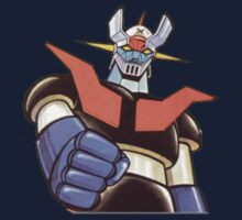 Mazinger z by billycorgan84