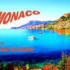 Monaco and the Riviera. by prestongeorge