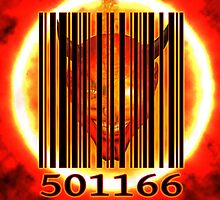 Devil's Barcode by Picshell80