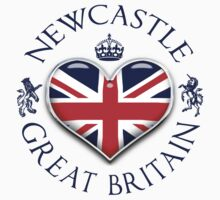 I Love Newcastle by FlagCity