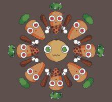 Happy Carrots Dance by lomomolo