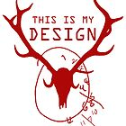 This Is My Design by Mollie Barbé