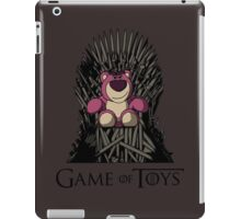 Game of Toys iPad Case/Skin