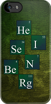 HeISeNBeRg (green) by ibx93