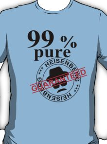 99 % pure T-Shirt