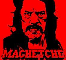 MachetChe by ChocolateRoy