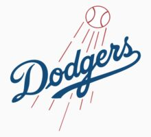 Los Angeles Dodgers baseball logos T-Shirts ,Stickers by boomer321sasha