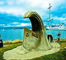 Monument doomsday. by ALEJANDRA TRIANA MUÑOZ