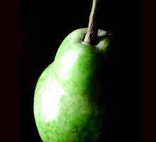 Green Pear by Michael Andersen