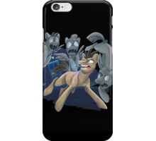 Doctor Whooves and His Angels iPhone Case/Skin