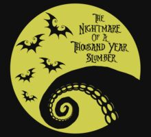 Nightmare Of A Thousand Year Slumber T-Shirt