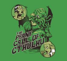The Prank Call of Cthulhu by sausagechowder