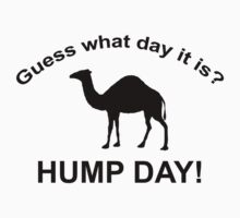 Guess what day it is? by bellamorte1