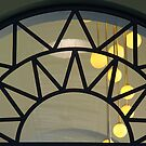 Internal window, Seacombe Ferry, Wirral, England by exvista