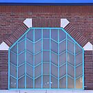 External window, Seacombe Ferry, Wirral, England by exvista