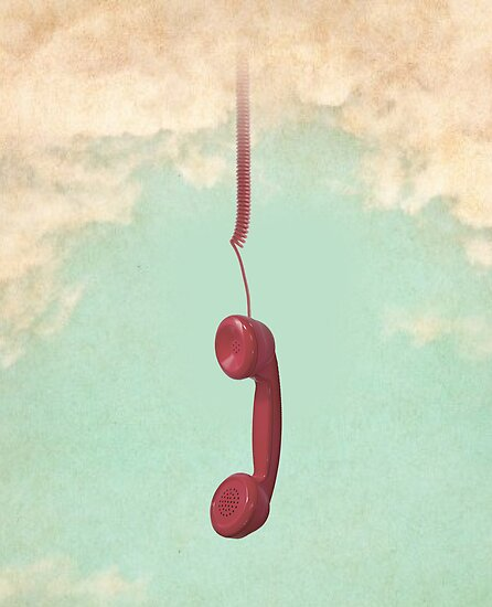 Call from Above by vinpez