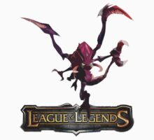 League of Legends - Cho'Gath (old logo) by falcon333