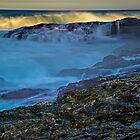 Nambucca Heads Swirling Waters by bazcelt