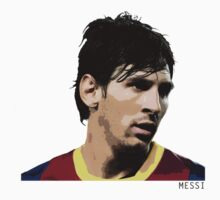 Messi by mickand13
