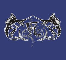 SAIL FL T-shirt by Fl  Fishing