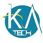 KA Tech Logo by Jon-Derek
