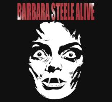 Barbara Steele Alive by Picshell80
