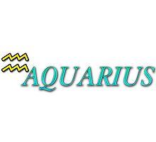Aquarius by boogeyman