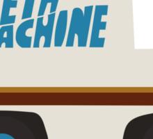 Meth Machine Sticker