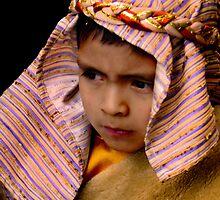 Cuenca Kids 337 by Al Bourassa