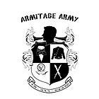 Armitage Army CoA -txt- iPhone/Pad by CircusDoll