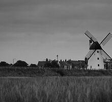 Lytham Windmill by Winnie39