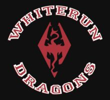 Whiterun Dragons by GlitterZombie