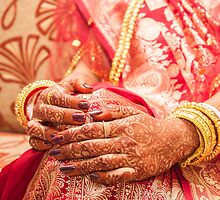 Marriages are made in heaven! by kumarrishi