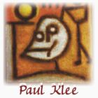 Paul Klee - Death and Fire by William Martin