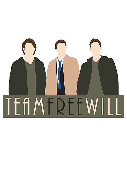Team Free Will by screenlocked .