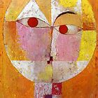 Paul Klee - Senecio by William Martin