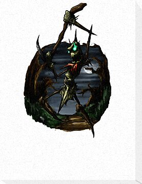 League of Legends - Fiddlesticks by falcon333