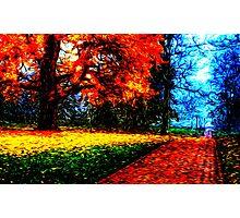 Dream Path Photographic Print