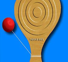 ✿♥‿♥✿A FAVORITE CHILDHOOD MEMORY OF MINE PADDLE BALL TOTALY DESIGNED BY BONITA✿♥‿♥✿ by ╰⊰✿ℒᵒᶹᵉ Bonita✿⊱╮ Lalonde✿⊱╮