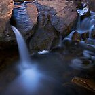 small water fall, bottom of lesuredie falls by Elliot62