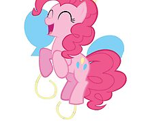 Pinkie Pie by littlegreenhat