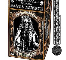 La Santa Muerte Regular by Trickmaster