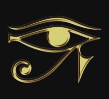 EYE of Horus, Protection & Wisdom by nitty-gritty