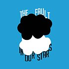 The Fault In Our Stars - Minimalistic by emziiz