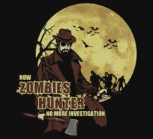 Now ZOMBIES HUNTER - No More Investigation by eggtee