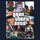 Gran Theft Auto by Ravravine