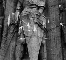 The Leipzig giant by kumarrishi